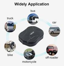 TK905B Car GPS Tracker Waterproof Magnet 10000mAh 120Days Long Battery Life 2G TKstar Vehicle GPS Locator Free App &Web Tracking