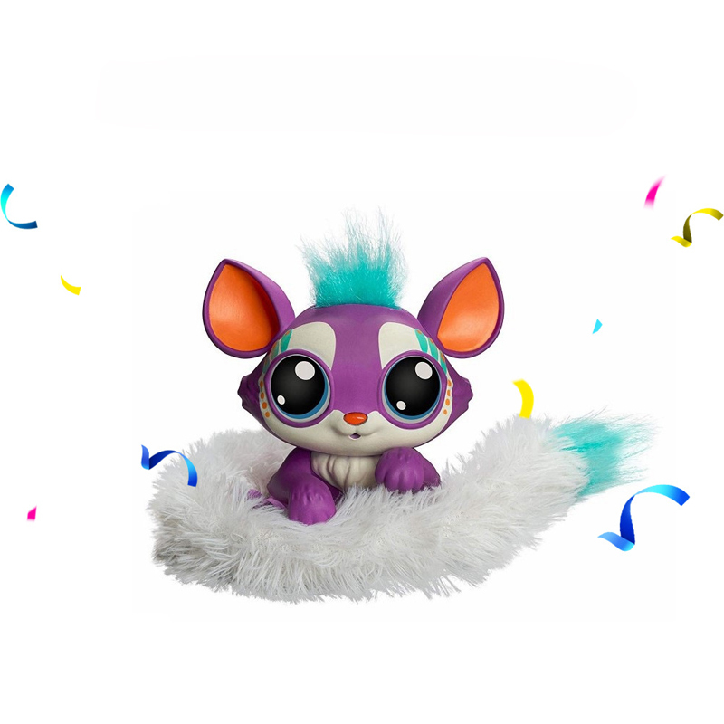 Lil Gleemerz Acustico Optica Touch Interactive Pet Color Magico De