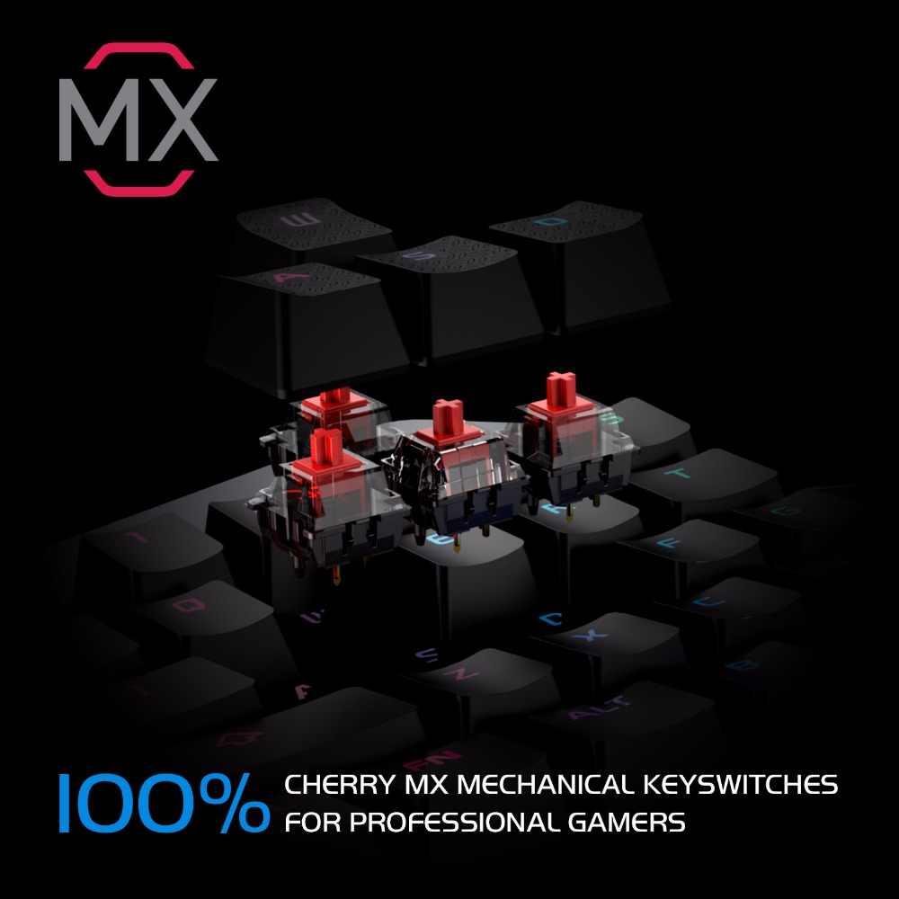 GameSir Z1 BattleDock Gaming keyboard Kailh клавиатуры для AoV Mobile Legends Pubg FPS игры Cherry MX Blue механическая клавиатура PK Gamesir X1