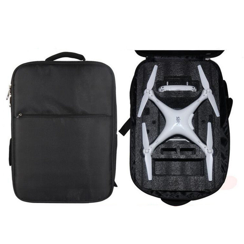 Waterproof Backpack Shoulder Storage Bag Carrying Box Case for SJRC S70W <font><b>X15</b></font> RC <font><b>Drone</b></font> Quadcopter image