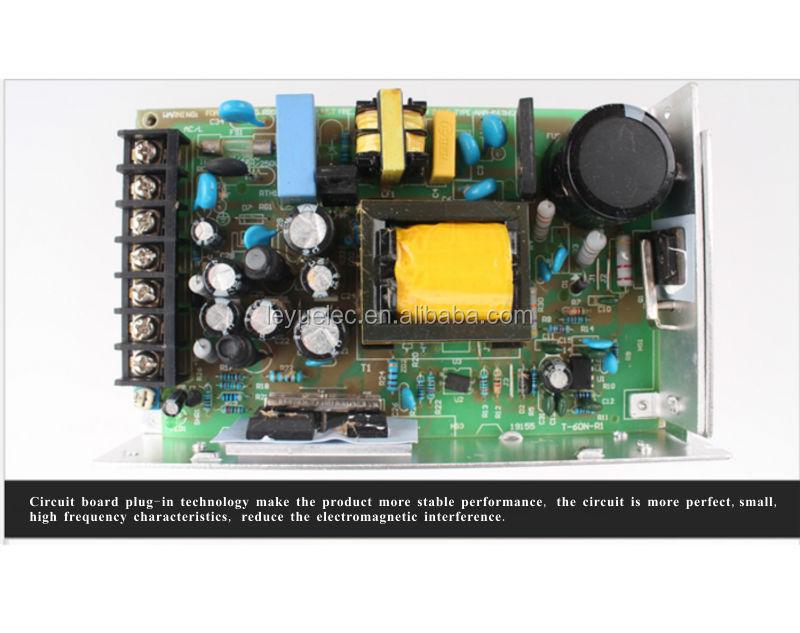 Тройной выход блок питания 60 Вт 5 в 15 в-15 в 5A 2A 0.5A блок питания T-60C ac dc преобразователь хорошего качества