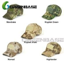 51d6624e101cf GREENBASE MultiCam Digital Camo Fuerza Especial Táctico operador sombrero  contratista SWAT de béisbol sombrero nos cuerpo