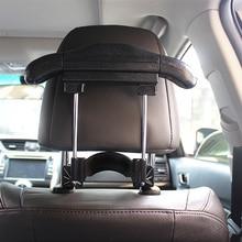 Вешалка для одежды для автомобильного сиденья, держатель для одежды, органайзер, держатель, автомобильные аксессуары для интерьера