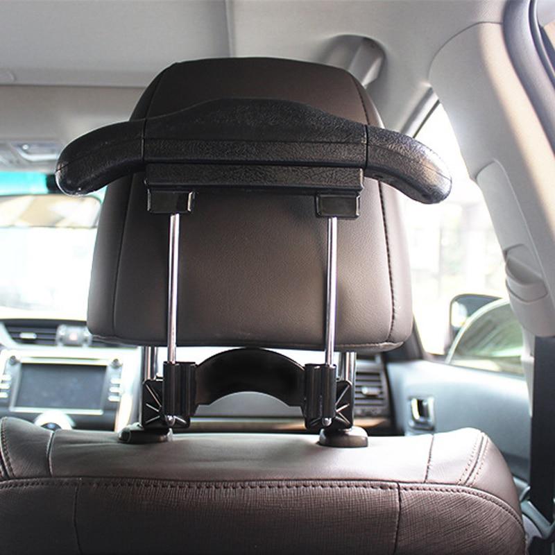 Siège de voiture manteau cintre vêtements costumes support organisateur supports support Auto intérieur accessoires fournitures engins articles produits