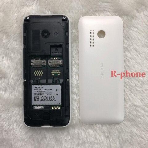 Original NOKIA 215 Dual-Sim Cellphone GSM Unlocked Good Quality Refurbished Nokia 215 DS Mobile Phone Multan