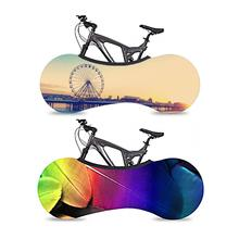 Practical Bicycle Cover Bike Wheels Dust-Proof Scratch-proof Cover Storage Bag Indoor Protective Gear For Mountain Road Bike