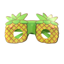 iWish Creative Fruit Modeling Children Decoration Glasses Manual DIY Party Cartoon Eyeglasses Spectacles Birthday Gift Christmas