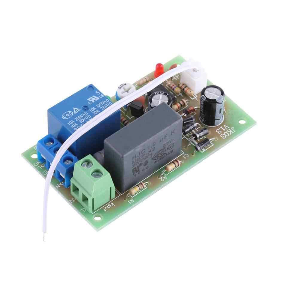 Module de commutateur de retard de minuterie AC220V entrée/sortie 10A Module de commutateur de retard de minuterie de déclenchement