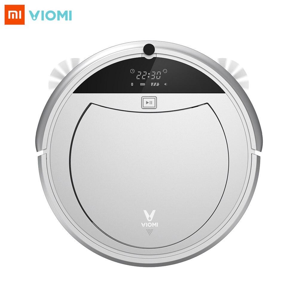 Xiaomi VIOMI Smart 11 Capteurs Recharge Automatique Télécommande Planification Route Robot Aspirateur