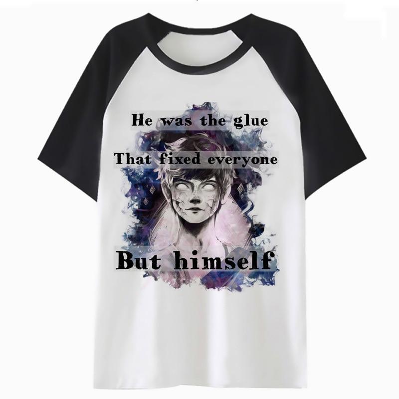 Maze Runner T Shirt Tshirt Hip Funny T-shirt Clothing Top Hop Male Harajuku Tee Streetwear For Men P1780