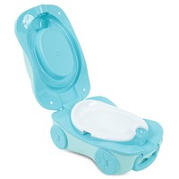 High Quality Split Type Travel Portable Car Potty for Kids Potty Toilet Bowl Cartoon Training Pan Toilet Seat Children Bedpan