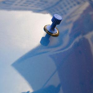 Image 5 - Narzędzia do ściągacz wgnieceń samochodowych narzędzie do naprawy samochodów naprawa wgnieceń samochodowych zestaw do ściągania wgnieceń 2 w 1 młotek ślizgowy odwróć młotek zakładki kleju przyssawki