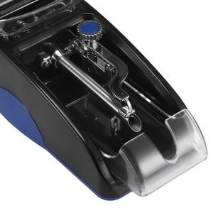 Image 4 - Rouleau injecteur de Cigarette à Tube unique, 8mm, appareil de remplissage de tabac, Machine à rouler