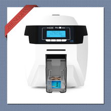 Magicard Rio Pro360 single sided c card printer with two MA300 YMCKO ribbon