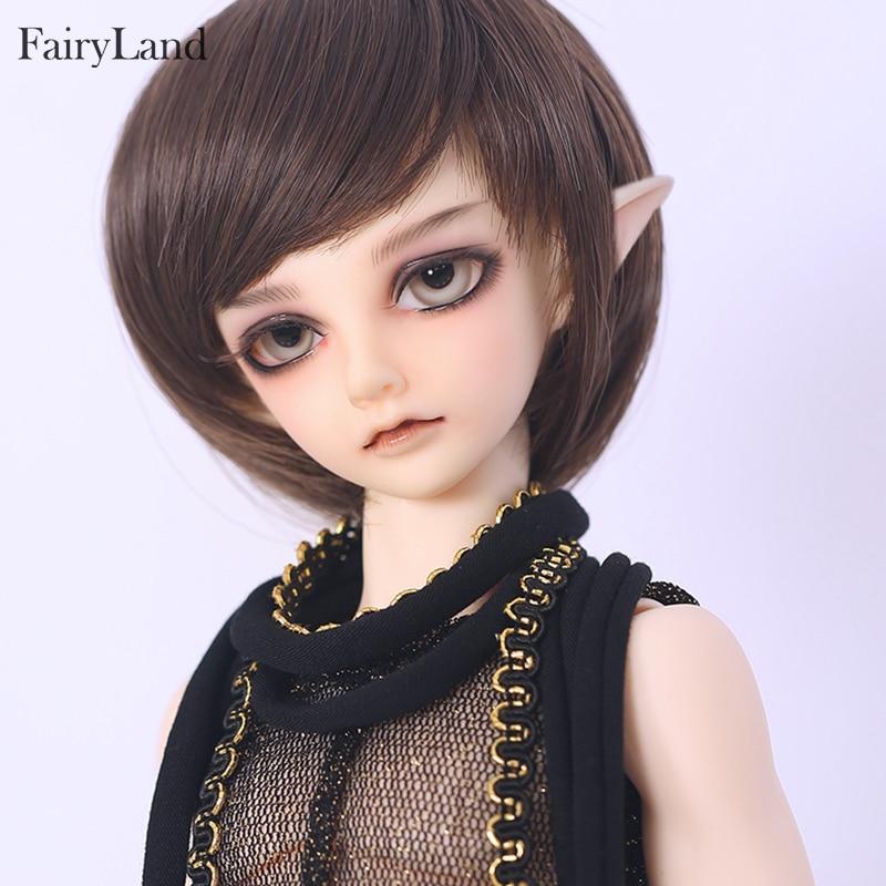 1//4 BJD Doll SD Doll Boy FL-Woosoo elf Free Face Make UP+Free Eyes