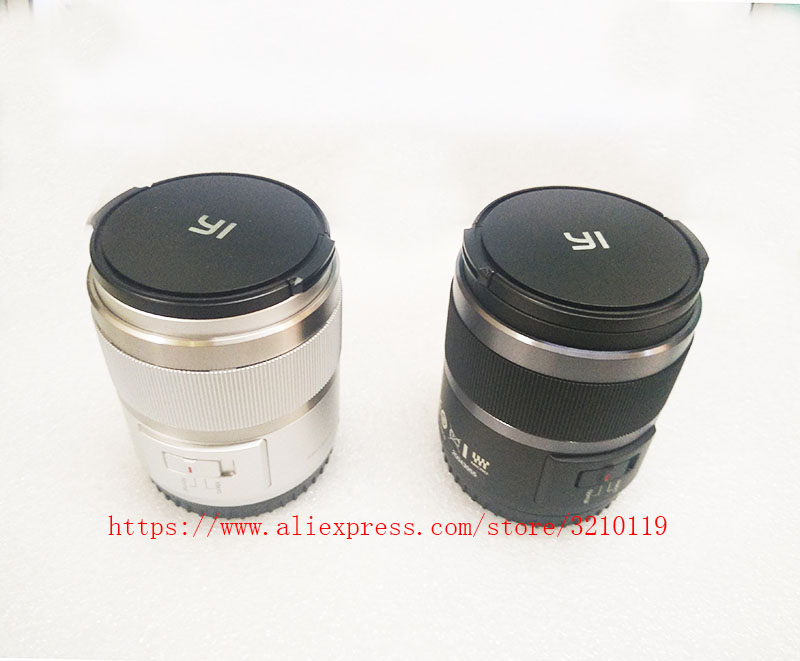 New 42 5mm 42 5 F1 8 fixed focus lens For YI M1 for Olympus E