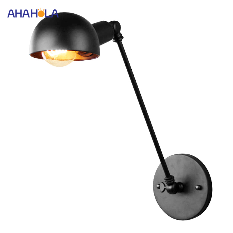 European Sconce Wall Lights for Home Vintage Wall Sconces Lamp Industrial Vintage Wall Lamp E27 Bedroom LightEuropean Sconce Wall Lights for Home Vintage Wall Sconces Lamp Industrial Vintage Wall Lamp E27 Bedroom Light