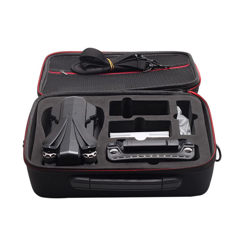 <font><b>Brushless</b></font> Folding <font><b>Drone</b></font> Backpack RC Quadcopters Carry Bags For SJRC F11 Dron Waterproof Accessories Storage Bag Travel Case image