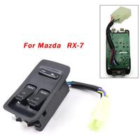 Car Window Control Switch Fit For 93 02 Mazda RX7 Interchange Part Number FD14 66 350C