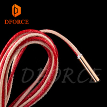 dforce 3d printer parts PT100 Temperature Sensor for high temperature free shipping