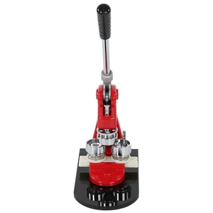 Image 5 - 25mm znaczek naciśnij naciśnij ekspres maszyna z 1000 koło przycisk części