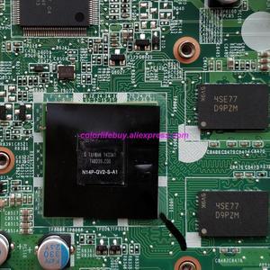 Image 4 - אמיתי 738156 501 738156 001 DA0U82MB6D0 w 740 M/2 GB GPU w i5 4200U מעבד מחשב נייד האם עבור HP 14 N סדרת נייד