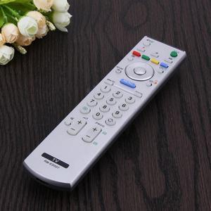 Image 5 - Evrensel TV uzaktan kumanda denetleyici yedek Sony TV için akıllı LCD LED RM ED007 RM GA008 RM YD028 RMED007 RM YD025 beyaz