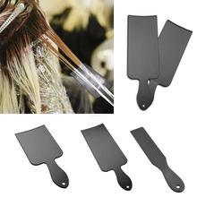 Окрашивание стильные салонные инструменты парикмахерские Pro Парикмахерская доска для DIY парикмахерские принадлежности аксессуары для парикмахера