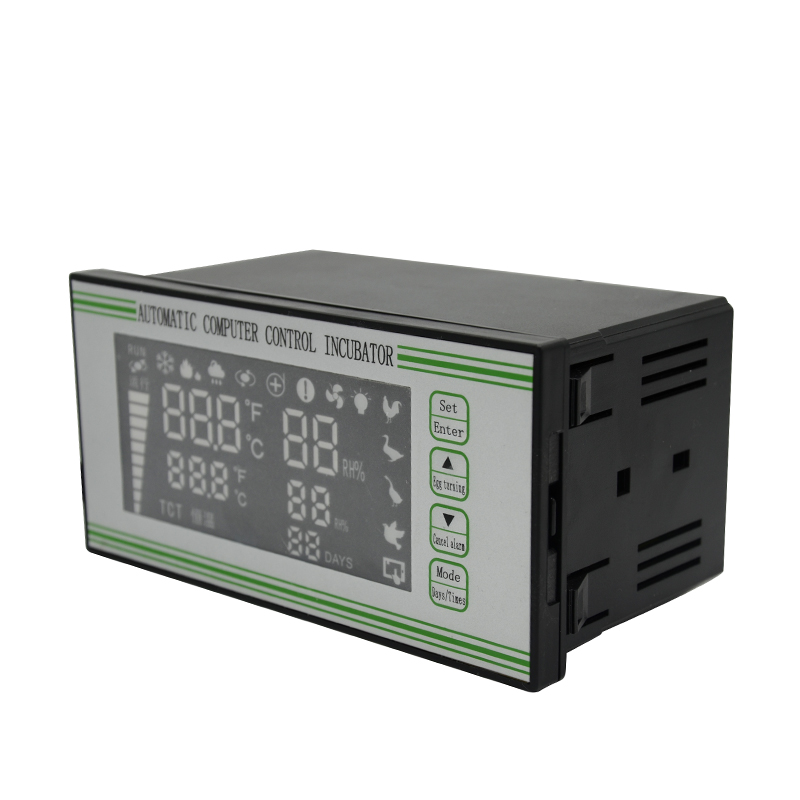 New Xm-18S Egg Incubator Controller Thermostat Hygrostat Full Automatic Control