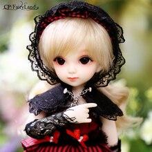 Fairyland cuerpo de muñeca articulada para niñas y niños, juguete regalo cumpleaños, 1/6 Littlefee Sarang BJD YOSD