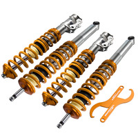 Full Kit Coilover Shock Absorber Strut for VW Golf MK2 MK3 A2 A3 1G 1H 1E 1983 1998 Coil Spring Suspension