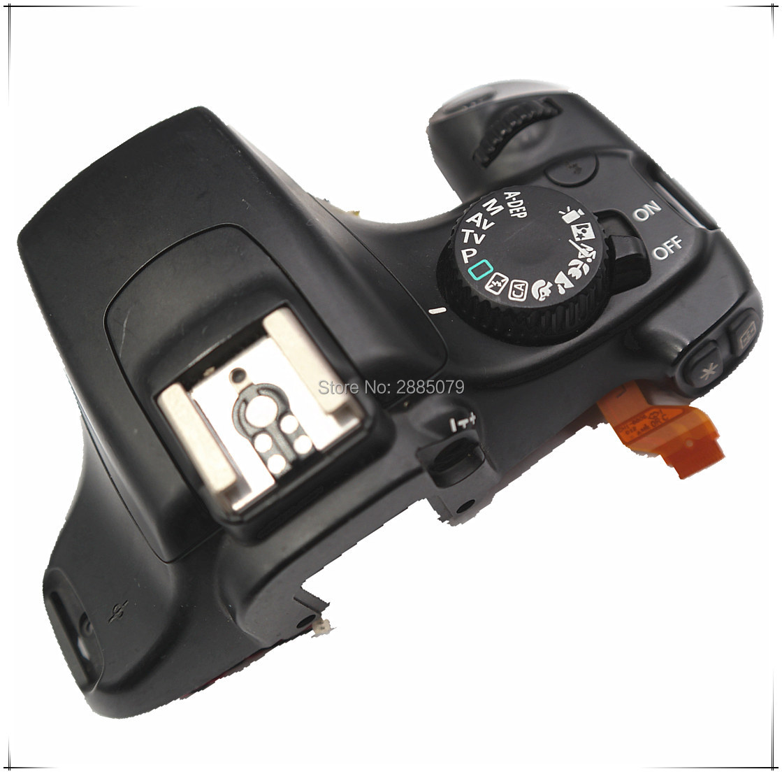 Original Top Cover Flash Shell For Canon FOR EOS 1100D FOR EOS Rebel T3 FOR EOS Kiss X50