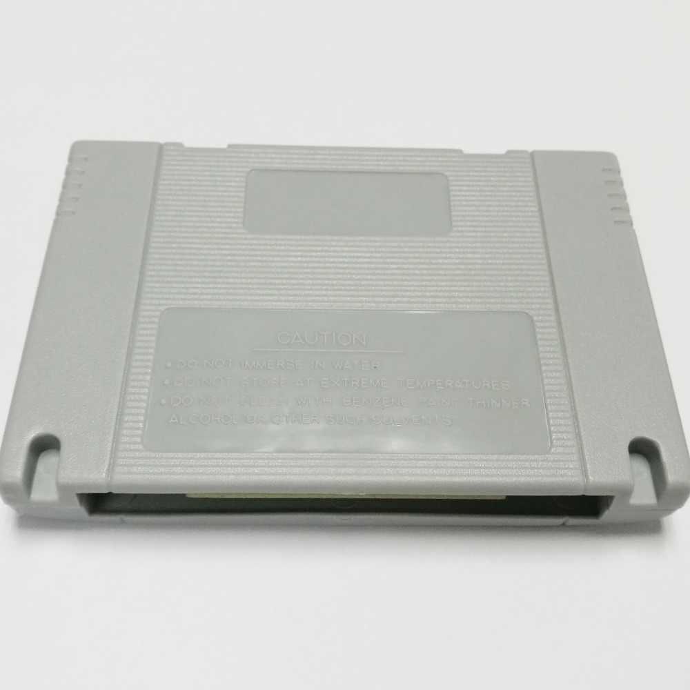 16 бит супер Ever флэш-накопитель флэш картридж для видеоигр игровая консоль флеш-карта SNES игровая Карта