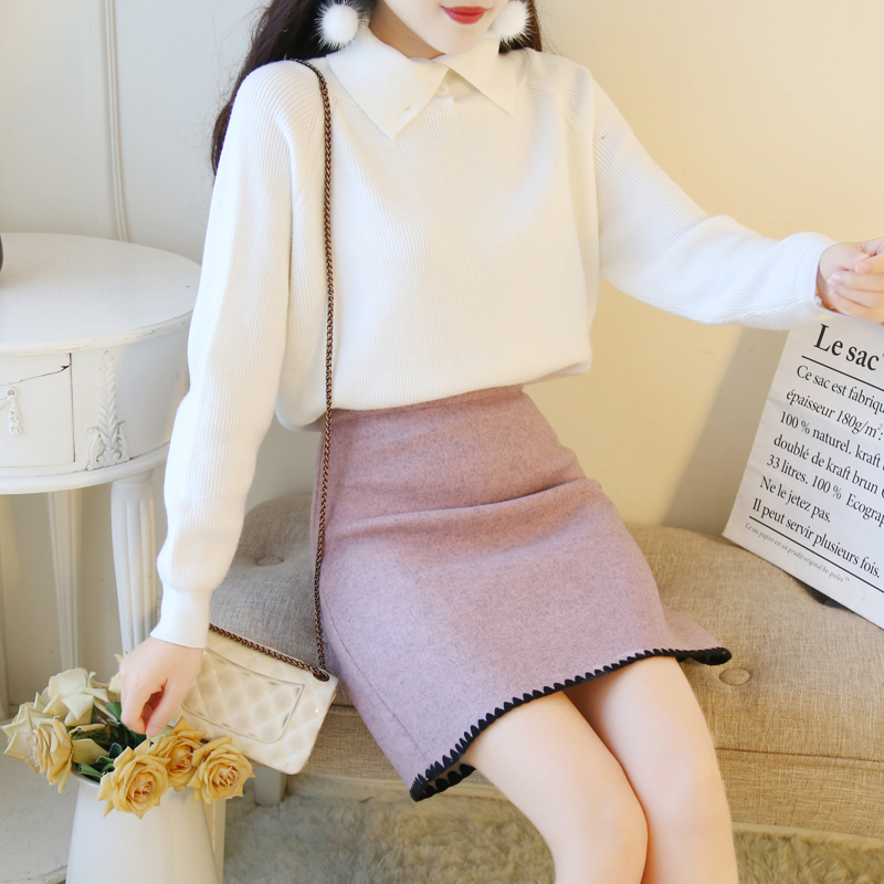 718815be6 Aliexpress.com   Buy Korean fashion students suit new winter sweater ...
