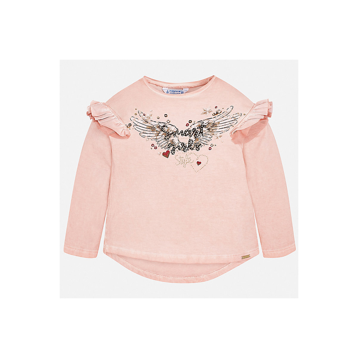 MAYORAL Blouses & Shirts 8849422 Girls Cotton  clothes baby boy children child wear blouses