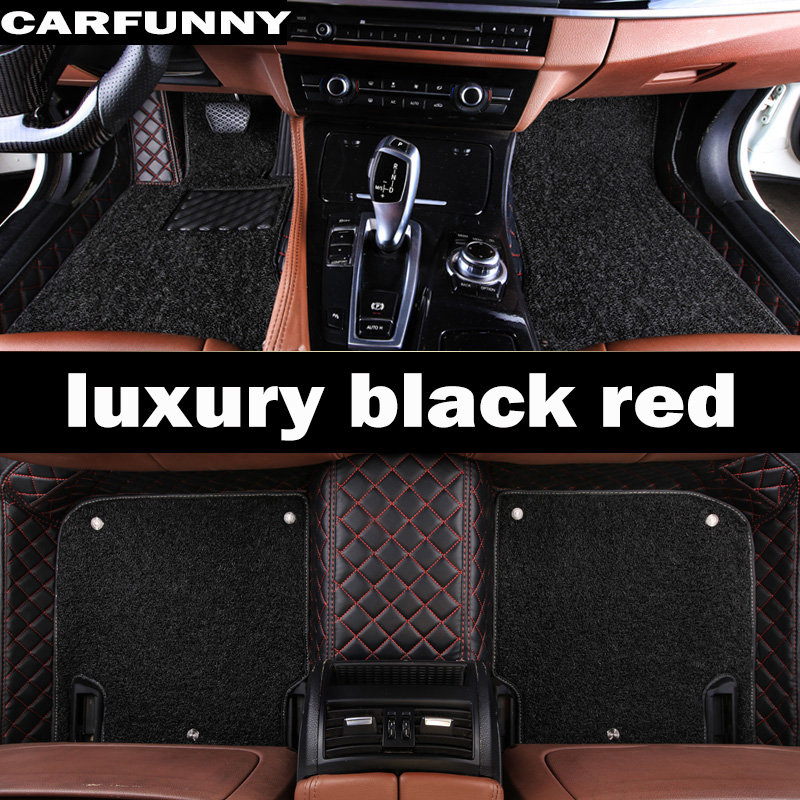 Special car floor mats made for Toyota Highlander Land Cruiser 200 5D full cover car styling rugs carpet case liners    Special car floor mats made for Toyota Highlander Land Cruiser 200 5D full cover car styling rugs carpet case liners
