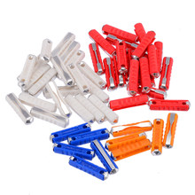 50Pcs Assorted Box Continental Fuses Fast-Acting Torpedo Ceramic Fuse Bullet Classic Kit with Box 5A 8A 16A 25A(China)