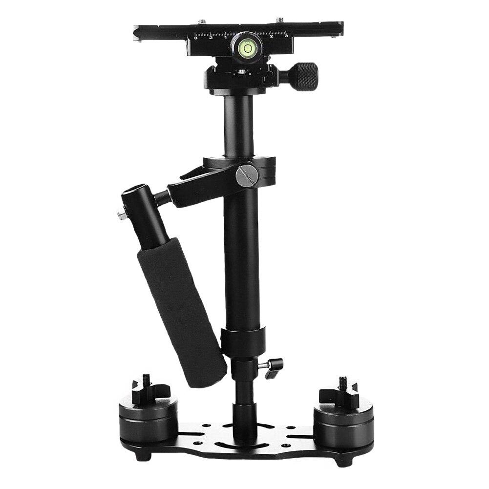 Support de caméra réglable caméscope Mini alliage d'aluminium Portable équipement photographique Portable stabilisateur Durable