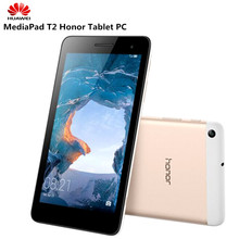 Huawei MediaPad T2 7.0 Honor Tablet PC 4G Phablet Android 6.0 Spreadtrum SC9830I Quad Core 1.5GHz 1GB RAM 16GB ROM 2.0MP Camera
