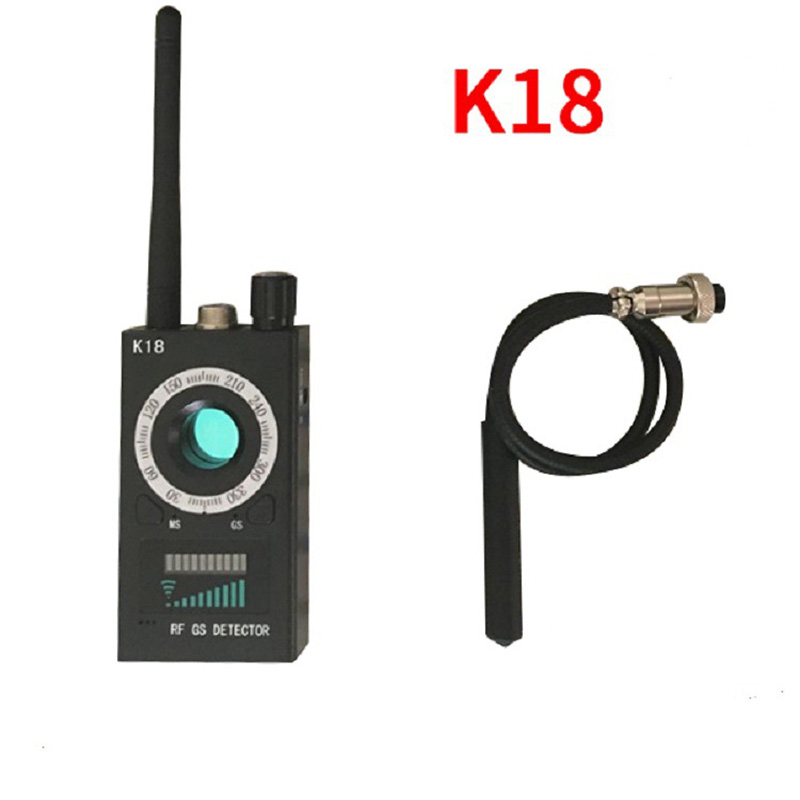 RF Scanner Detector Spy Camera FinderBug Detector WiFi Signal GPS GSM Radio Phone Device Finder Private