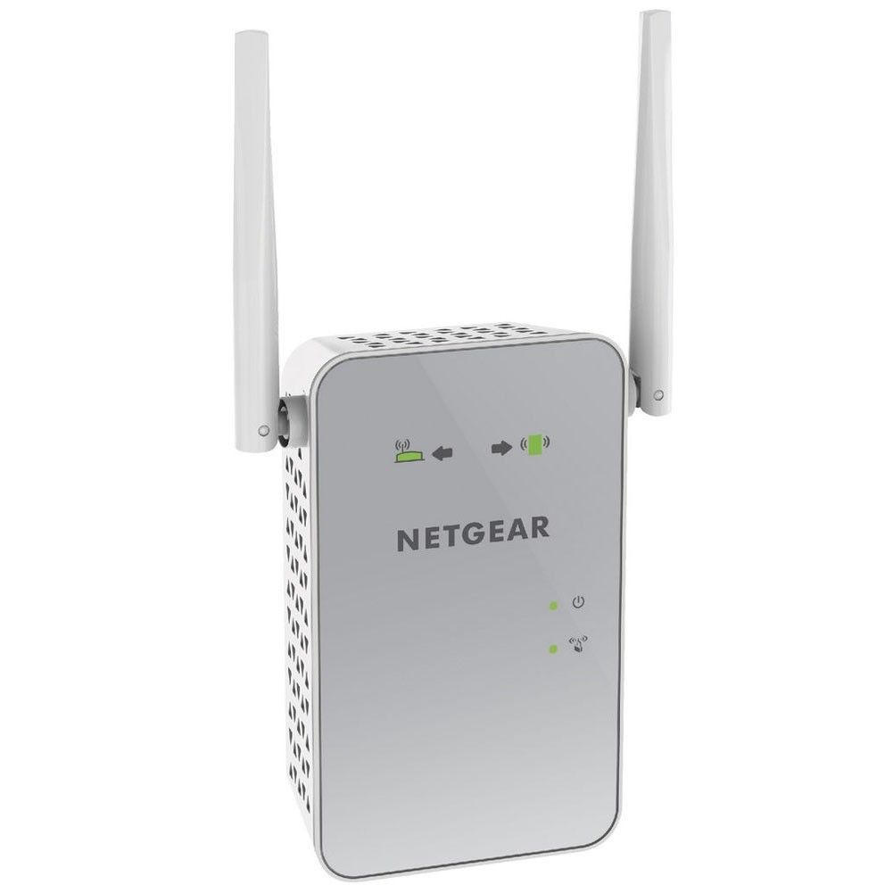 NETGEAR EX6150v2 WiFi Range Extender 1200Mbps Dual Band Wireless AC1200 Booster EX6150 v2 2.4G/5GHz  for router-in Network Cards from Computer & Office    1
