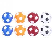 8 шт. 36 мм мини красочные настольные футбольные мячи запасные Мячи Настольный игровой мяч