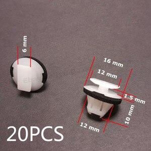 Image 2 - Pince de garniture pour Nissan Juke & x trail T31