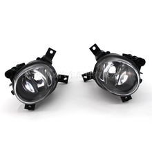 цена на for Audi 05-08 year A4 B7 Sports Fog Lamp Front Headlight Fog Grid Fog Lamp  Bumper Lamp Fog Lamp Assembly 2pcs