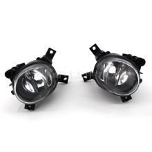 for Audi 05-08 year A4 B7 Sports Fog Lamp Front Headlight Grid  Bumper Assembly 2pcs