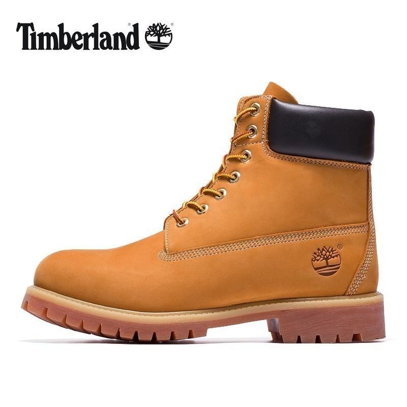 Men 6 Inch Premium Waterproof Boots