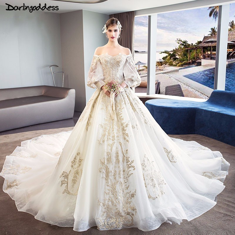 Best Top 10 Dubai Luxury Wedding Dress List And Get Free Shipping