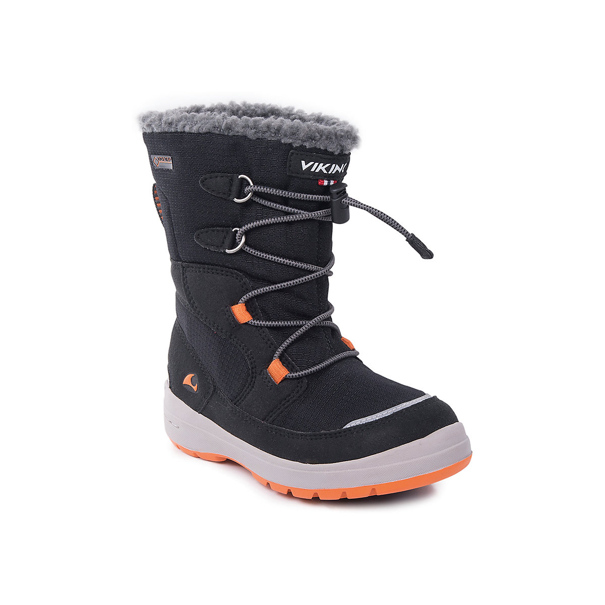 VIKING Boots 7169080 Winter Baby Boy shoes tiebao a1017 adult lacing up football boots outdoor lawn men women soccer shoes tpu outsole training soccer boots