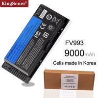 KingSener Korea Cell FV993 Battery For DELL Precision M6600 M6700 M6800 M4800 M4600 M4700 FJJ4W PG6RC R7PND OTN1K5 11.1V 97WH