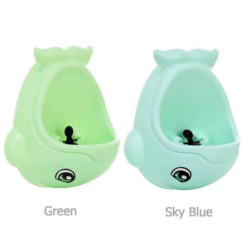 Style T Cute Dolphin Potty Training Urinal for Boys